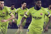 نایک و معرفی پیراهن فصل ۱۸/۱۹ بارسلونا