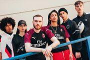 پوما و معرفی پیراهن سوم AC Milan برای فصل ۱۸/۱۹