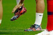 آنتوان گریزمن با کفش های جدید پوما