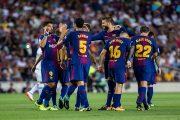 آشکار شدن پیراهن فصل ۱۹/۲۰ بارسلونا