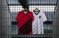 آمبرو و رونمایی از پیراهن فصل ۱۸/۱۹ تیم اتلتیکو پارانائنزه