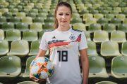 آدیداس و رونمایی پیراهن فصل ۲۰۱۹ تیم ملی زنان آلمان