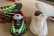 نیمار و اشاره به کفش منحصربفرد Shox R4 Collection نایک