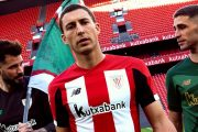 نیوبالانس و رونمایی از پیراهن تیم Athletic Bilbao