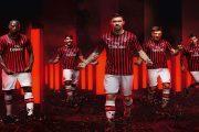 رونمایی پوما از پیراهن ۱۹/۲۰ تیم AC Milan