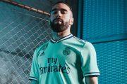 آدیداس و رونمایی پیراهن سوم جدید رئال مادرید