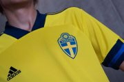 رونمایی آدیداس از پیراهن مسابقات EURO 2020 سوئد