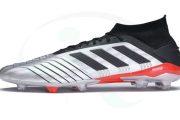 آشنایی با کفش Predator 19.1 FG Silver Metallic آدیداس