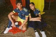 رونمایی آدیداس از پیراهن ۲۰۲۰ کلمبیا