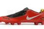 آشنایی با کفش T90 Laser I SE FG Red نایک