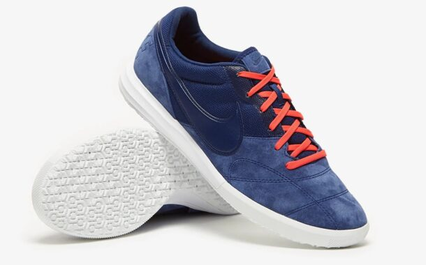 بررسی کفش فوتسال نایک پریمیر Nike Premier II Sala IC Trainers